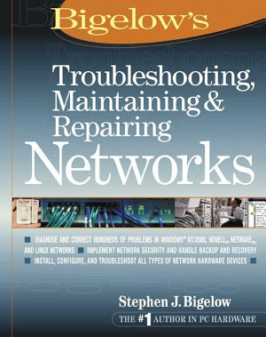 Troubleshooting  Maintaining   Repairing Networks