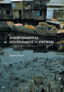 Environmental Governance in Vietnam PDF