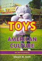 Toys and American Culture PDF