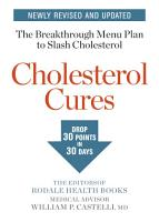 Cholesterol Cures PDF