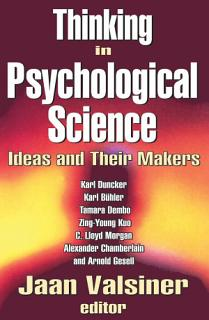Thinking in Psychological Science Book