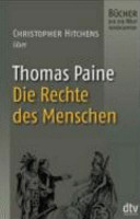 Christopher Hitchens   ber Thomas Paine  Die Rechte des Menschen PDF