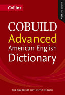 Collins COBUILD Advanced American English Dictionary PDF