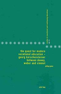 The Quest for Modern Vocational Education PDF