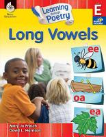Learning through Poetry  Long Vowels PDF
