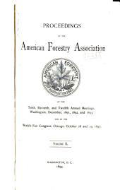 Proceedings: Issues 11-15