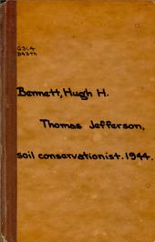 Thomas Jefferson, soil conservationist