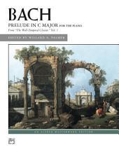 Prelude in C Major: For Intermediate Piano