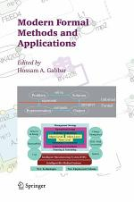 Modern Formal Methods and Applications