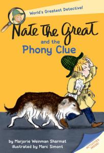 Nate the Great and the Phony Clue Book