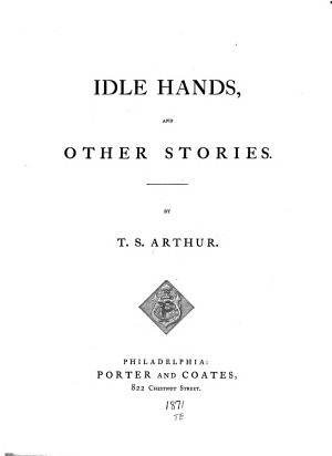 Idle Hands  and Other Stories PDF