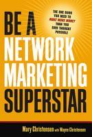 Be a Network Marketing Superstar PDF