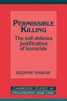 Permissible Killing PDF
