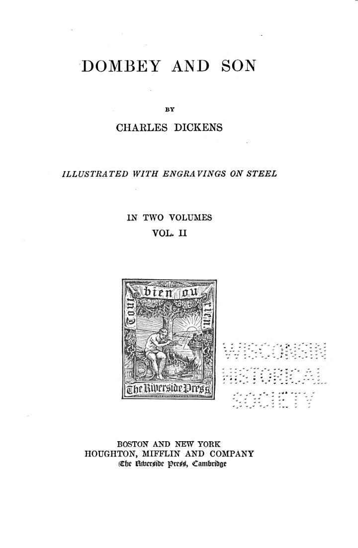 The Writings of Charles Dickens: The posthumous papers of the Pickwick club