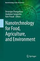 Nanotechnology for Food  Agriculture  and Environment PDF