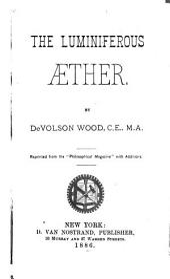 The Luminiferous Æther