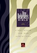 New Believer s Bible NLT Book
