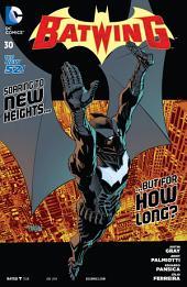Batwing (2011- ) #30
