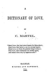 A Dictionary of Love