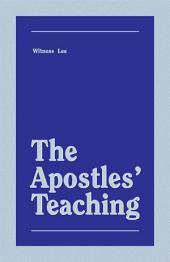 The Apostles' Teaching