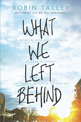 What We Left Behind  An emotional young adult novel