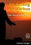 Im Anfang Ist Markus PDF
