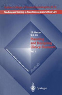 Planning and Designing Clinical Research PDF