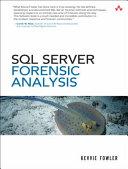 SQL Server Forensic Analysis PDF