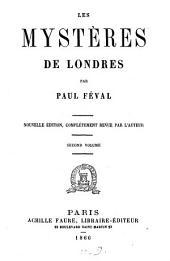 Les Mystères de Londres: II, Volume2