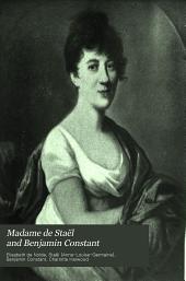 Madame de Staël and Benjamin Constant