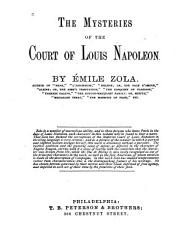 The Mysteries of the Court of Louis Napoleon PDF