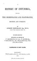 A History of Infusoria PDF