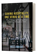 Saving Hospitality, One Venue at a Time