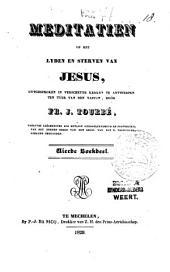 Meditatiën op het lyden en sterven van Jesus, uytgesproken in verscheyde kerken te Antwerpen, ten tyde van den vasten: Volume 4