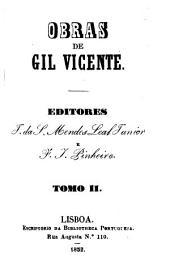 Obras de Gil Vicente ...