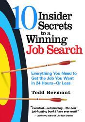 10 Insider Secrets to a Winning Job Search PDF
