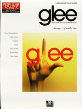 Glee (Songbook): Popular Songs Series - Intermediate Piano Solos