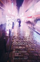 Treason: Poems by Hedi Kaddour