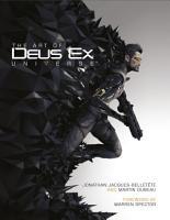The Art of Deus Ex Universe PDF