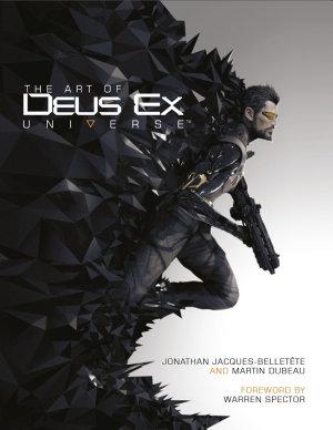 The Art of Deus Ex Universe