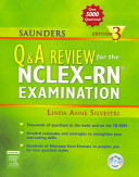 Saunders Q   A Review for the NCLEX RN Examination Book