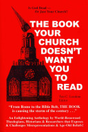 The Book Your Church Doesn t Want You to Read