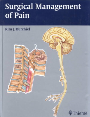 Surgical Management of Pain