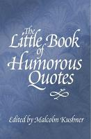 The Little Book of Humorous Quotes PDF