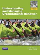 Understanding and Managing Organizational Behavior PDF