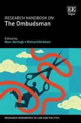 Research Handbook on the Ombudsman PDF