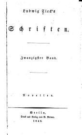 Ludwig Tieck's Schriften: Band 20