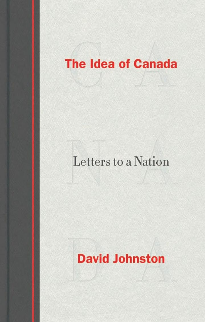 The Idea of Canada