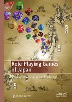 Role Playing Games of Japan PDF