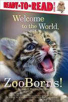 Welcome to the World  Zooborns  PDF